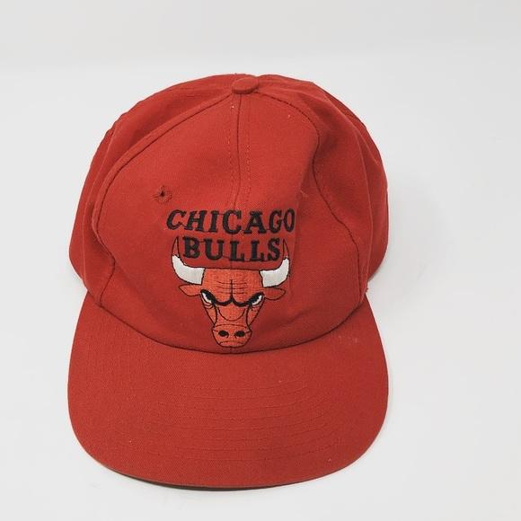 Vintage Chicago bulls Michael Jordan dad cap hat 7e1c0b97a73
